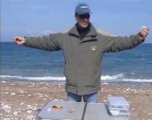 Αρματωσιά για ψάρεμα Μουρμούρας