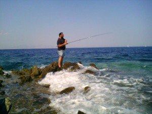 Μια υπέροχη ιστορία στο ψάρεμα ζαργάνας
