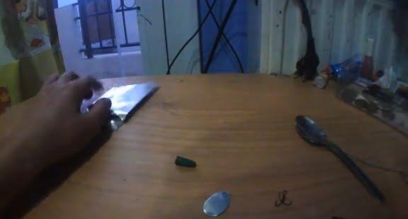 Κατασκευή τεχνητού δολώματος πεταλούδα για ψάρεμα πέστροφας