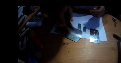 Πως να κατασκευάσετε ένα τεχνητό δόλωμα κουταλάκι για ψάρεμα spinning
