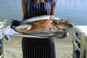 Και το ψάρι, ψαράκι…