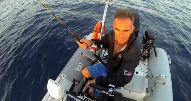 Ενα ακόμη ψάρεμα απο τον Σώτο