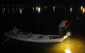 Μαγευτικές εικόνες στο Κανάλι του Αιτωλικού