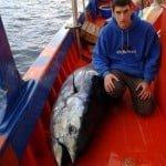 Απίστευτη ψαριά 17χρονου στην Εύβοια