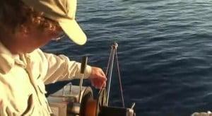 Ψάρεμα καθετής στα βαθιά για μπαλάδες, με τον Αντώνη Δρόσο