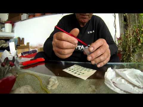 """ΣΩΤΟΣ- Πώς να φτιάξετε φωσφορούχα """"ματάκια"""""""