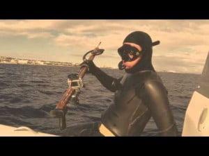 Ψάρεμα Ροφού Ψαροντούφεκο