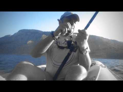 Fishing in SYMI by kayak - Ψάρεμα στην ΣΥΜΗ με ΚΑΓΙΑΚ