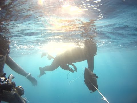 Spearfishing Cyclades June 2015 / Ψαροντούφεκο στίς Κυκλάδες Ιούνιος 2015