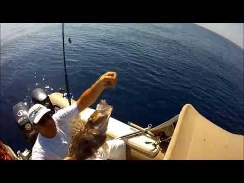 Ψαρεμα Χριστοψαρο (Με την θαλασσα συμφωνιες δεν κανουμε!!!)