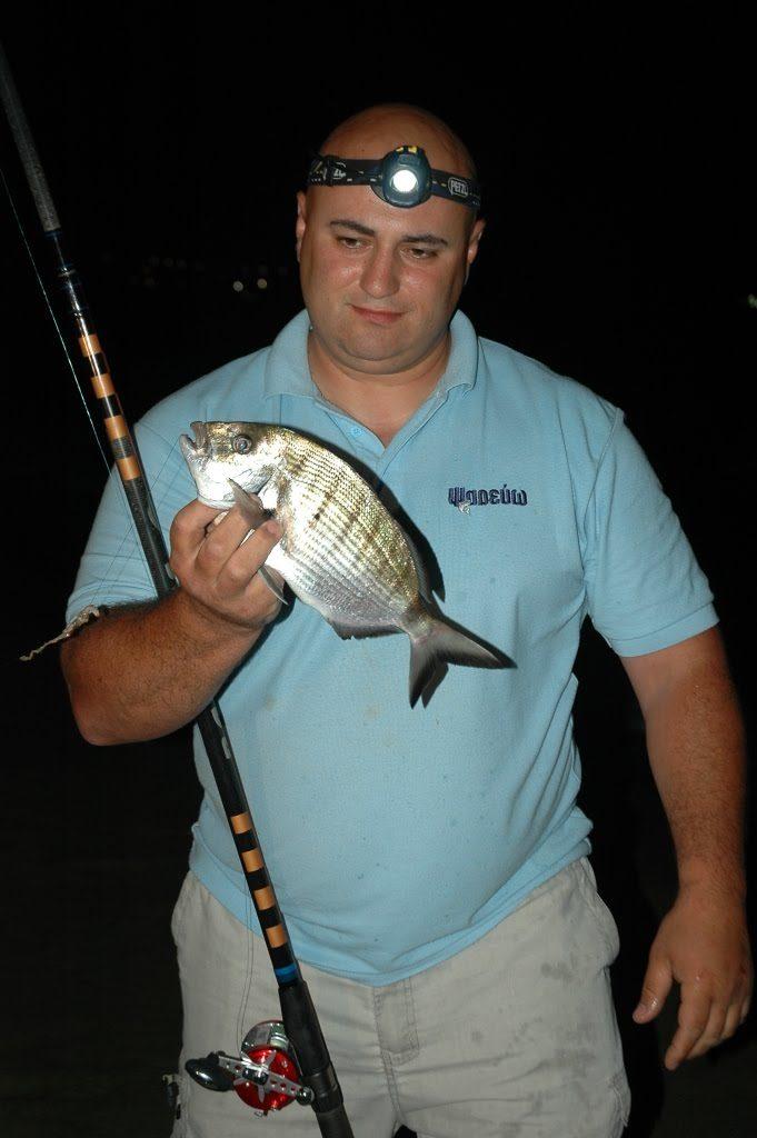 Ψαρευτικό τριήμερο στην Τήνο