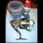 Πως θα κάνετε με επιτυχία service,συντήρηση, και καθαρισμό σε ένα μηχανισμό ψαρέματος Match/Spinning