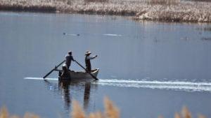 """Παράνομο ψάρεμα και ηλεκτραλιεία, """"αδειάζουν"""" τον Αξιό"""