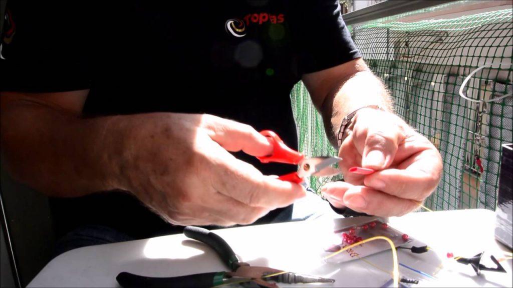 Αρματωσιά sussy με bait clips για μακρινές βολές Νο2