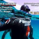 Ειδικό εκπαιδευτικό σεμινάριο ελεύθερης κατάδυσης- FREEDIVE GREECE