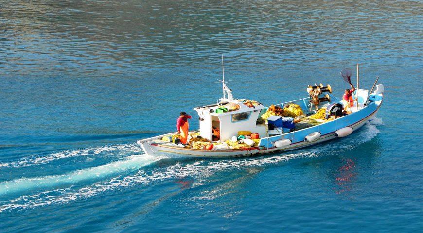 ΜΕΤΡΑ ΓΙΑ ΤΗΝ ΥΠΟΣΤΗΡΙΞΗ ΤΗΣ παράκτιας αλιείας μικρής κλίμακας στην Μεσόγειο