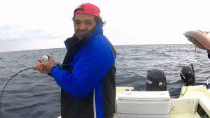 Ψάρεμα με slow jigging και zoga ταυτόχρονα