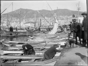 Οι ψαράδες της Καβάλας: Τα καΐκια από το Τσεσμέ, ο πόλεμος, η ατραξιόν