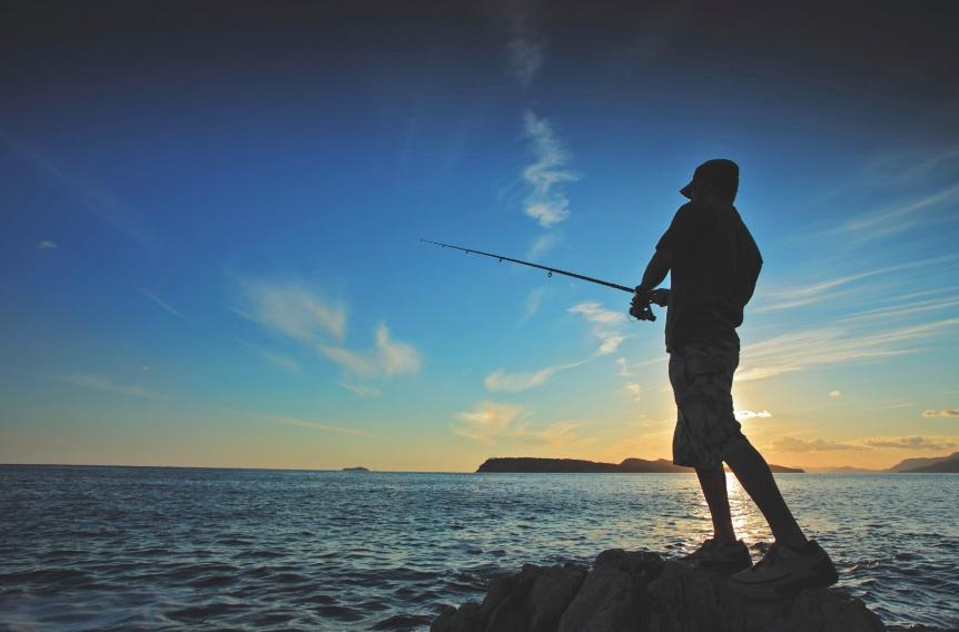 Πώς ανακαλύψατε το…ψάρεμα;