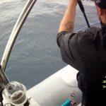 Ψάρεμα με ζόκα, ένα τρίκιλο τσαουσάκι
