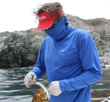 Προστατεύεστε από τον ήλιο όταν ψαρεύετε;