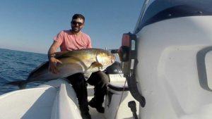 Κρήτη- Έπιασε μαγιάτικο 32 κιλά!