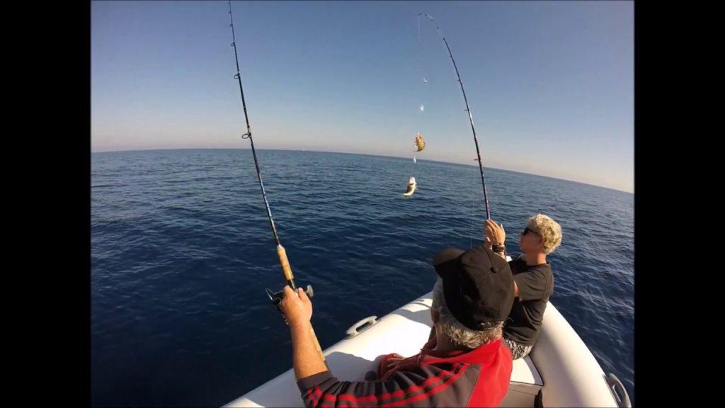 Όταν το ψάρεμα γίνεται οικογενειακή υπόθεση!