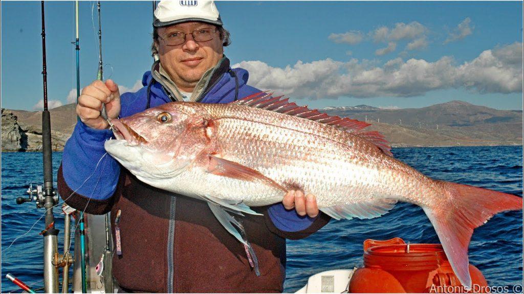 Ψάρεμα με Παραδοσιακή Ζόκα