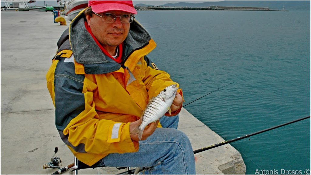 Match Fishing- Παρεϊστικο Εγγλέζικο Ψάρεμα σε Λιμάνι