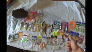 Εξοπλισμός ψαρέματος και πως τα φτιάχνω