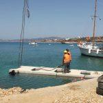 Σε καλό δρόμο η δημιουργία αλιευτικού καταφυγίου στην Αλυκή
