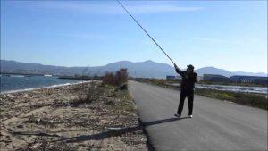 Βολή Ψαρέματος με Τεχνική (Pendulum)