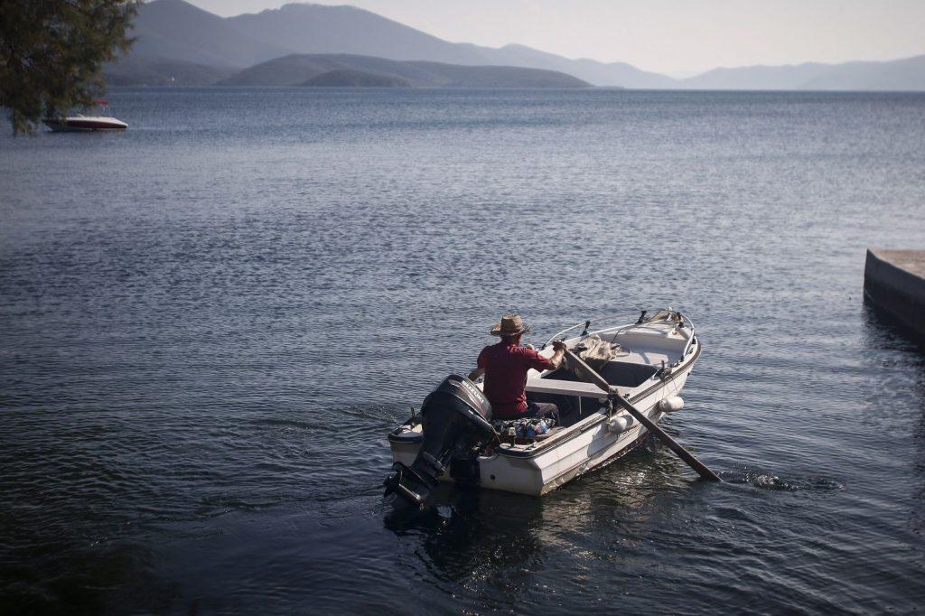 Απαγόρευση αλιείας σε 11 περιοχές
