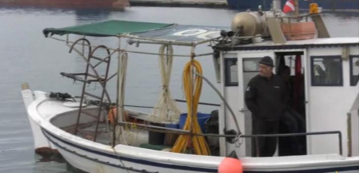 Προβλήματα λόγω κακοκαιρίας για τους ψαράδες της Φθιώτιδας