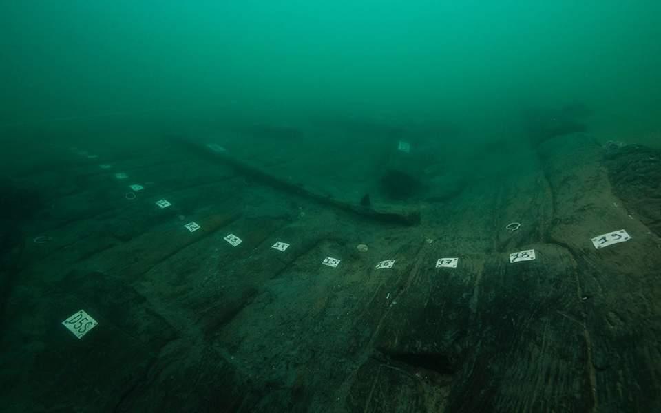 Ανακαλύφθηκε αρχαίο πλοίο που είχε περιγράψει ο Ηρόδοτος