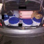 Μετέφερε 207 κιλά όστρακα με το αυτοκίνητό του στην Καβάλα
