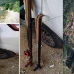 Κλοπή ψαροντούφεκων στην Νικιάνα Λευκάδος- Παρακαλούμε βοηθήστε!