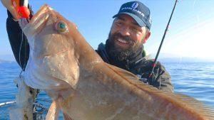 Αλιευτικές αναζητήσεις στο Ιόνιο